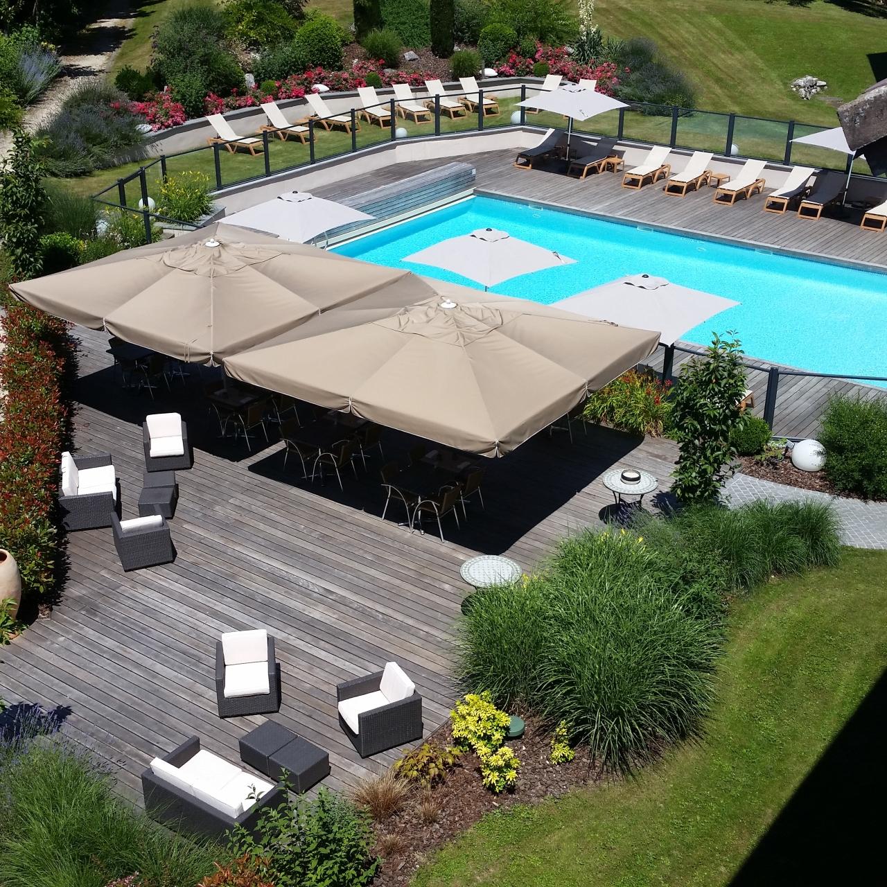 Residence Hoteliere La Réserve Genève Ferney - 4 Hrs Star ... concernant Piscine Ferney Voltaire