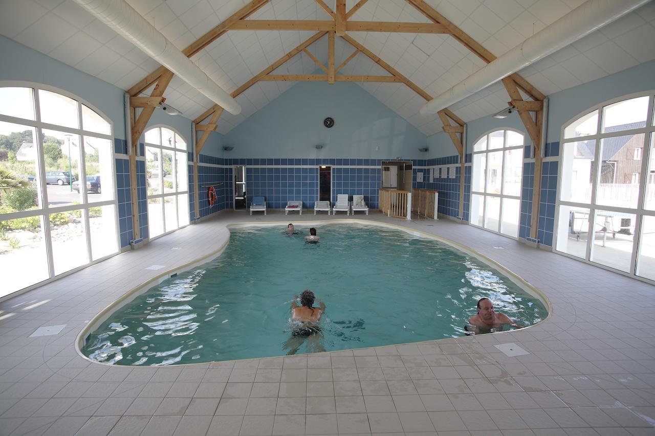 Residence Nemea Roches, Saint-Pol-De-Léon, France - Booking destiné Piscine Saint Pol Sur Mer