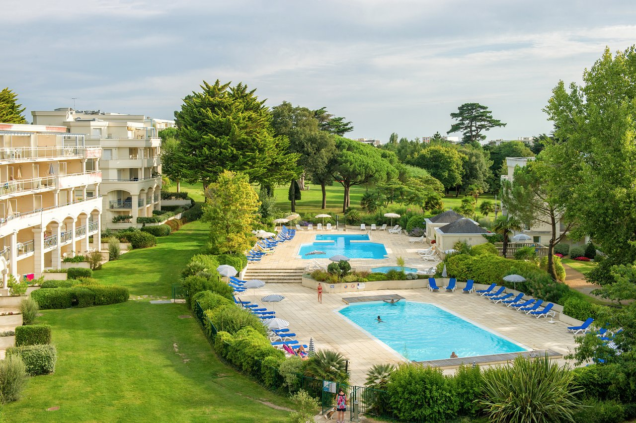Résidence Royal Park (La-Baule-Escoublac, Fransa) - Daire ... destiné Piscine Ronchin