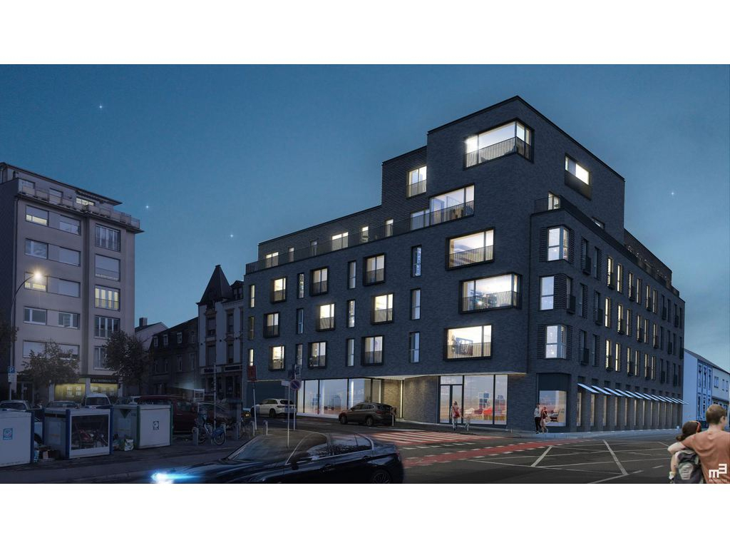 Residence Under Construction For Sale In Luxembourg ... serapportantà Piscine Square Du Luxembourg