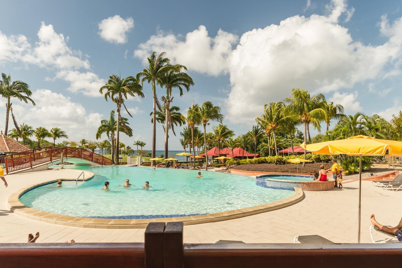 Resort Pierre & Vacances Premium Les Ilets, Sainte-Luce ... à Piscine Saint Lo