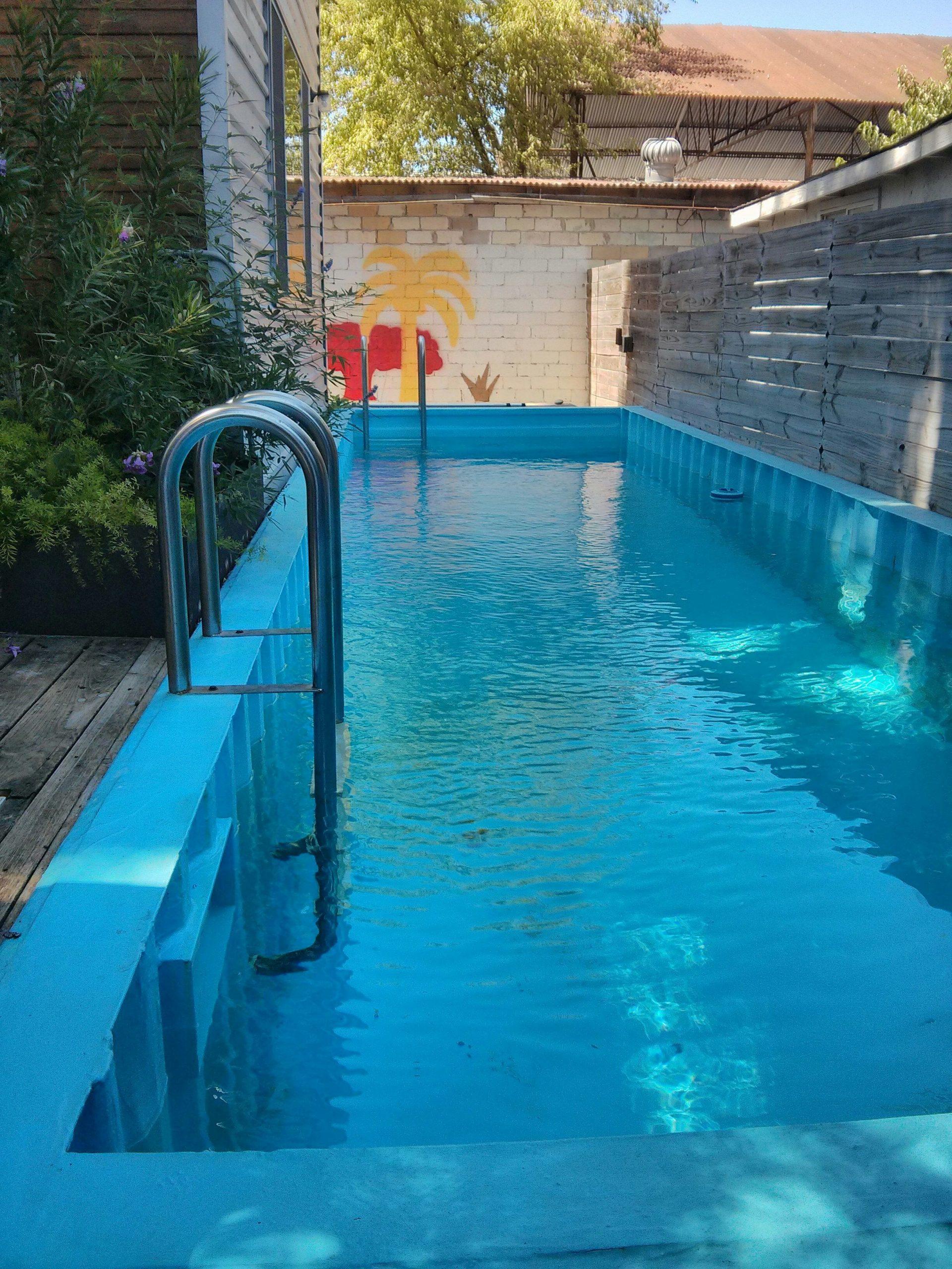 Résultats De Recherche D'images Pour « Container As Pool ... destiné Matelas Gonflable Piscine Gifi
