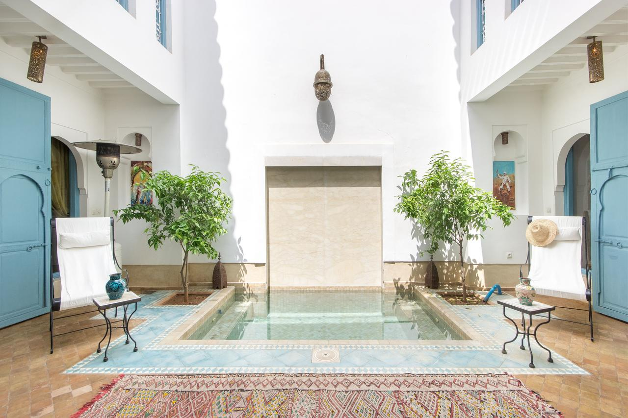 Riad Ayla Avec Piscine Privée, Marrakesh, Morocco - Booking encequiconcerne Riad Marrakech Avec Piscine