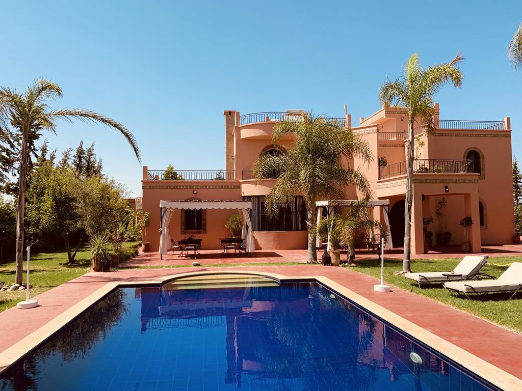 Riad Dar Biona Maison & Table, Aït Zat, Morocco - Booking pour Riad Marrakech Avec Piscine