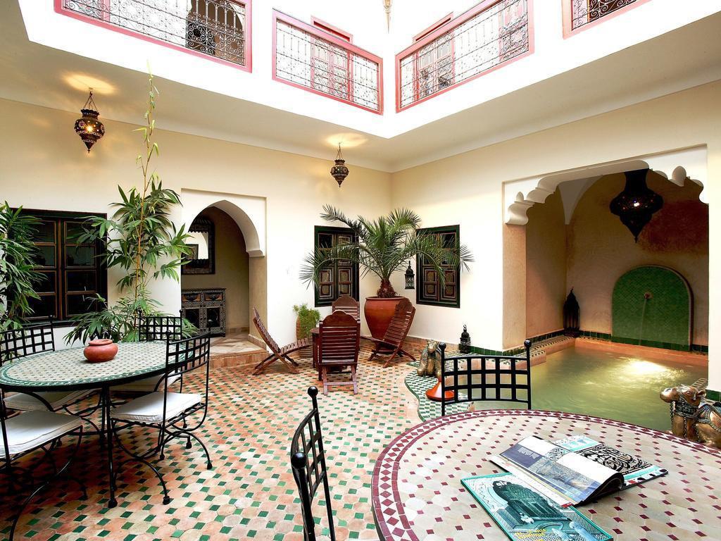 Riad Eldar, Marrakech   Chambres Et Tarifs dedans Riad Marrakech Avec Piscine