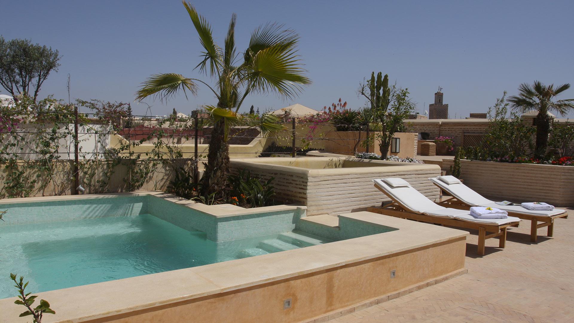 Riad Hizad - Villa Rental In Marrakech, Medina   Villa Marrakech avec Riad Marrakech Avec Piscine