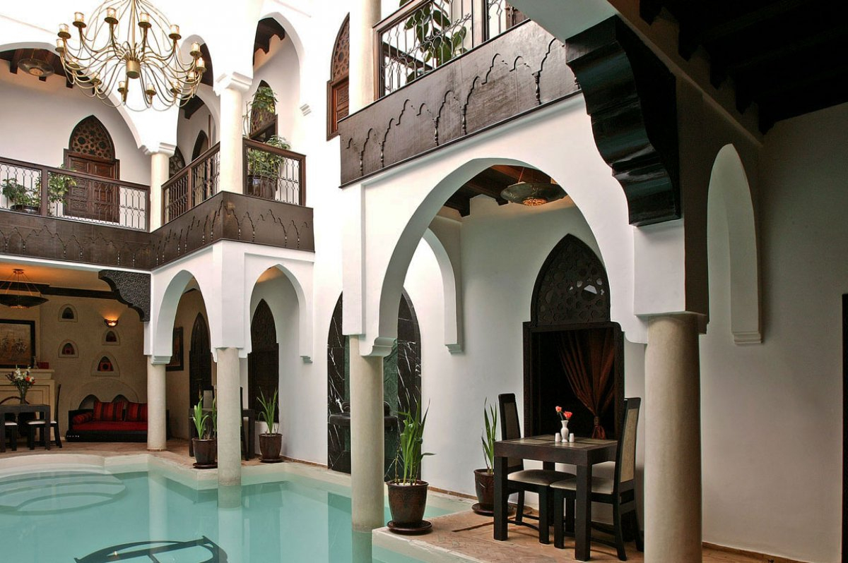 Riad Marrakech Avec Piscine - Riad Opale Marrakech dedans Riad Marrakech Avec Piscine