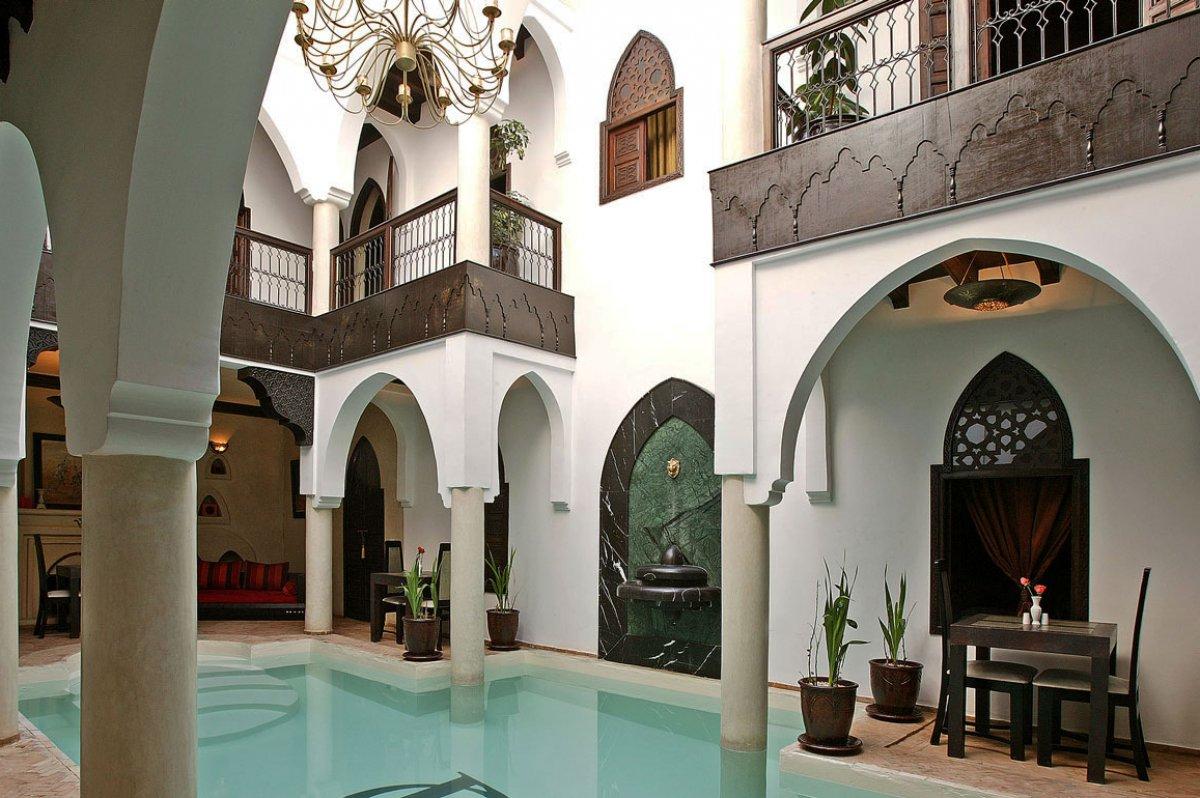 Riad Marrakech Avec Piscine - Riad Opale Marrakech intérieur Riad Marrakech Avec Piscine
