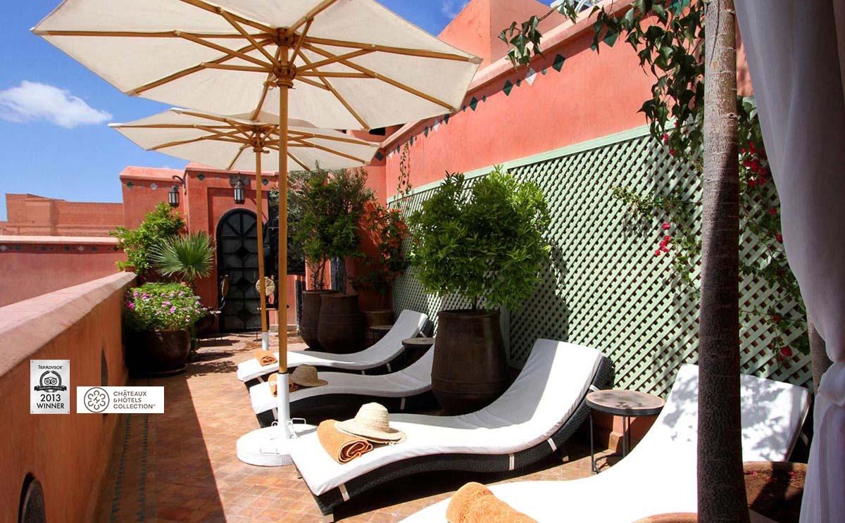 Riad Monceau Marrakech - Riad De Luxe Avec Piscine A Marrakech avec Riad Marrakech Avec Piscine