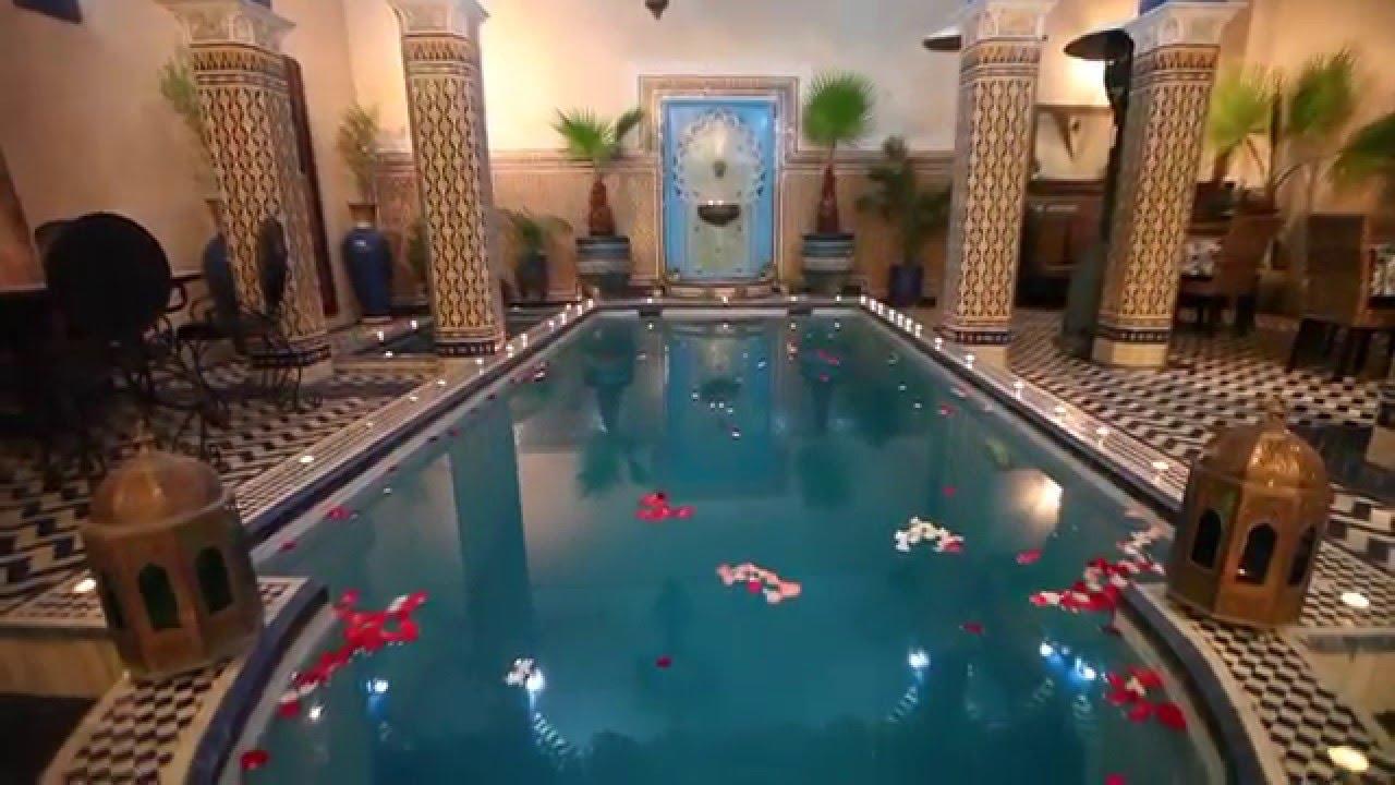 Riad Puchka Marrakech 7 Chambres destiné Riad Marrakech Avec Piscine