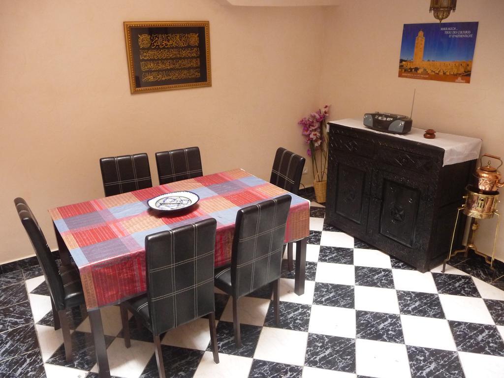 Riad Résidence Avec Piscine (Fas Marakeş) - Booking intérieur Riad Marrakech Avec Piscine