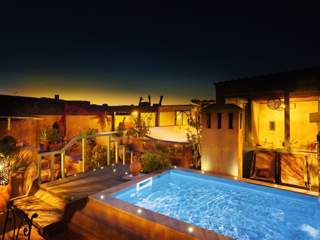Riad Swaka, Marrakech, Morocco - Toproomscom concernant Riad Marrakech Avec Piscine