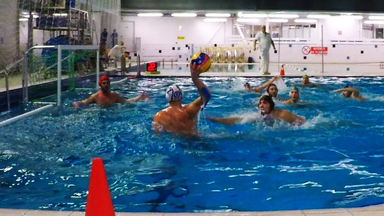 Rn89 Vs Scncr // Water Polo 2018 tout Piscine Thiolettes