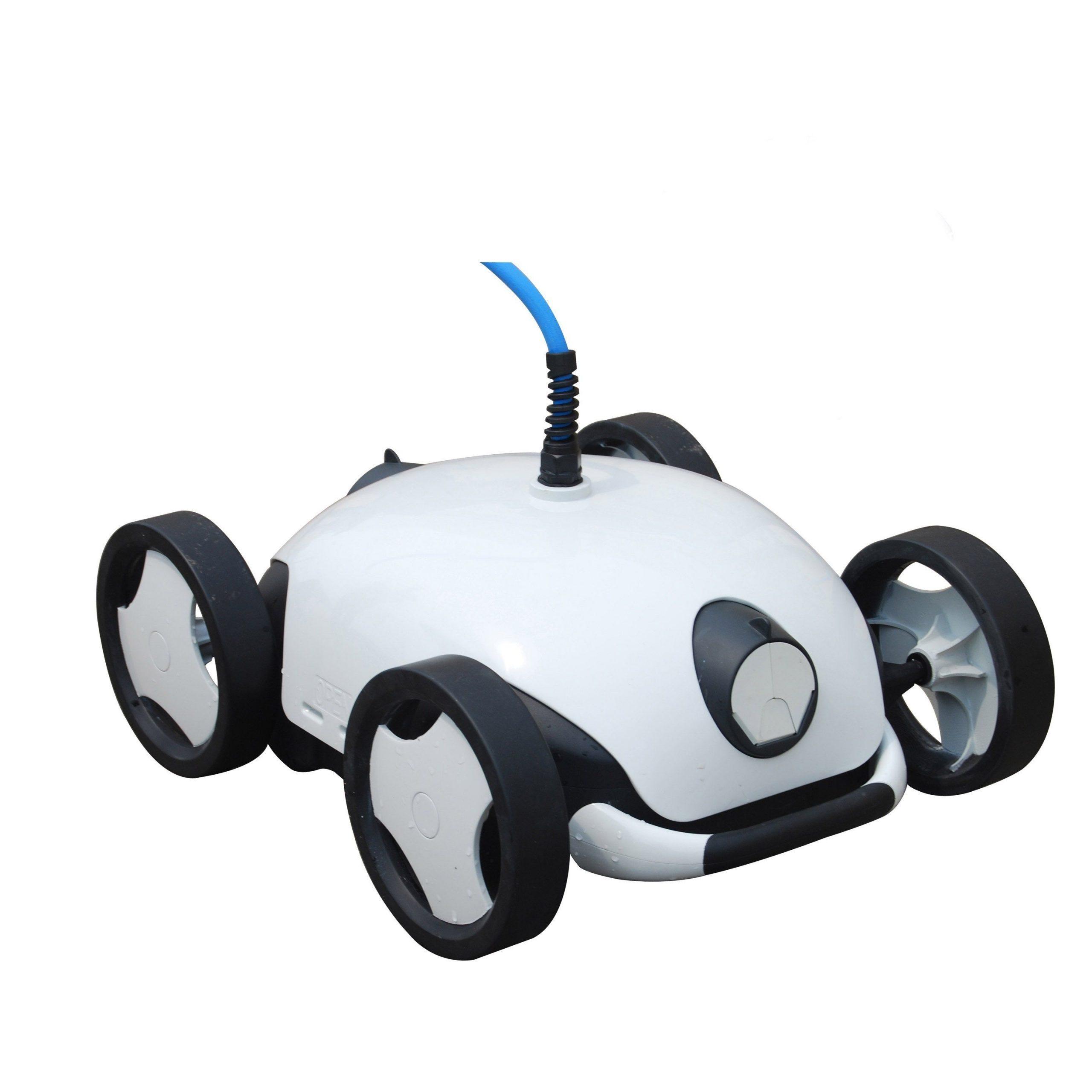 Robot De Piscine Électrique Bestway Falcon Hj1007 | Robot De ... concernant Robot Piscine Leroy Merlin
