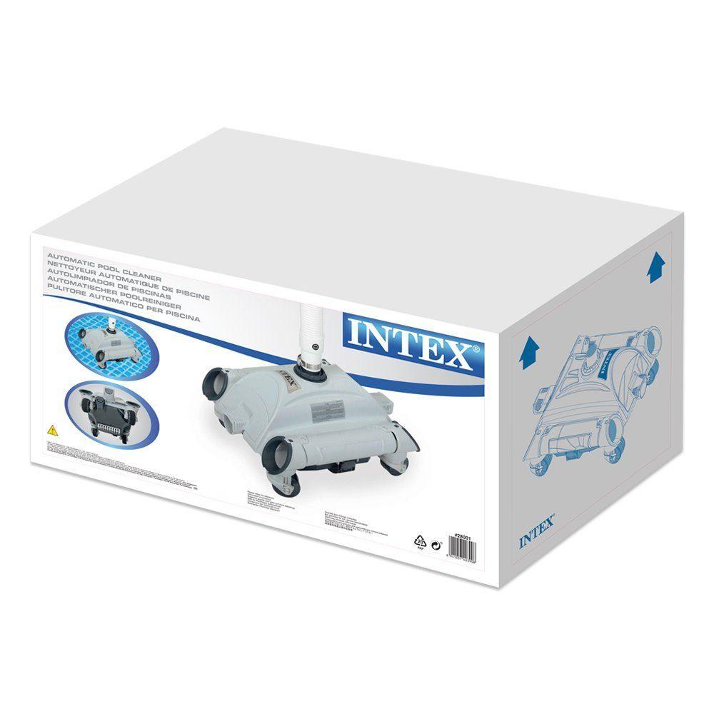 Robot De Piscine Intex 28001 : Test Complet Avec Avis 2018 pour Robot Piscine Hors Sol Intex