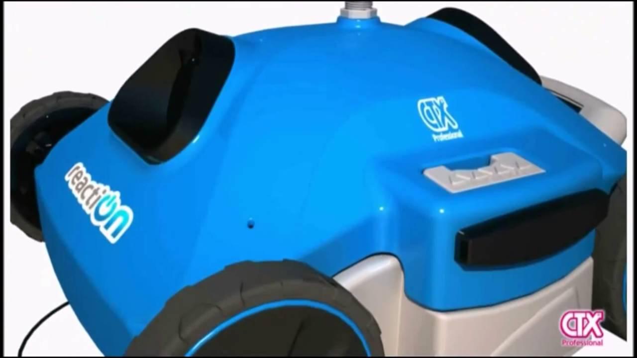 Robot De Piscine Reaction à Azialo Piscine