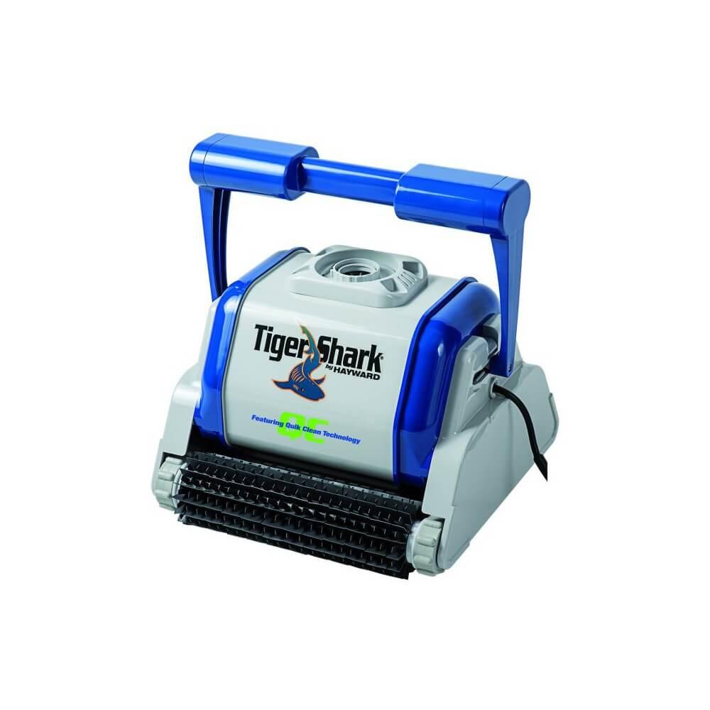 Robot De Piscine Tigershark Quick Clean - Brosses Pvc intérieur Robot De Piscine Electrique