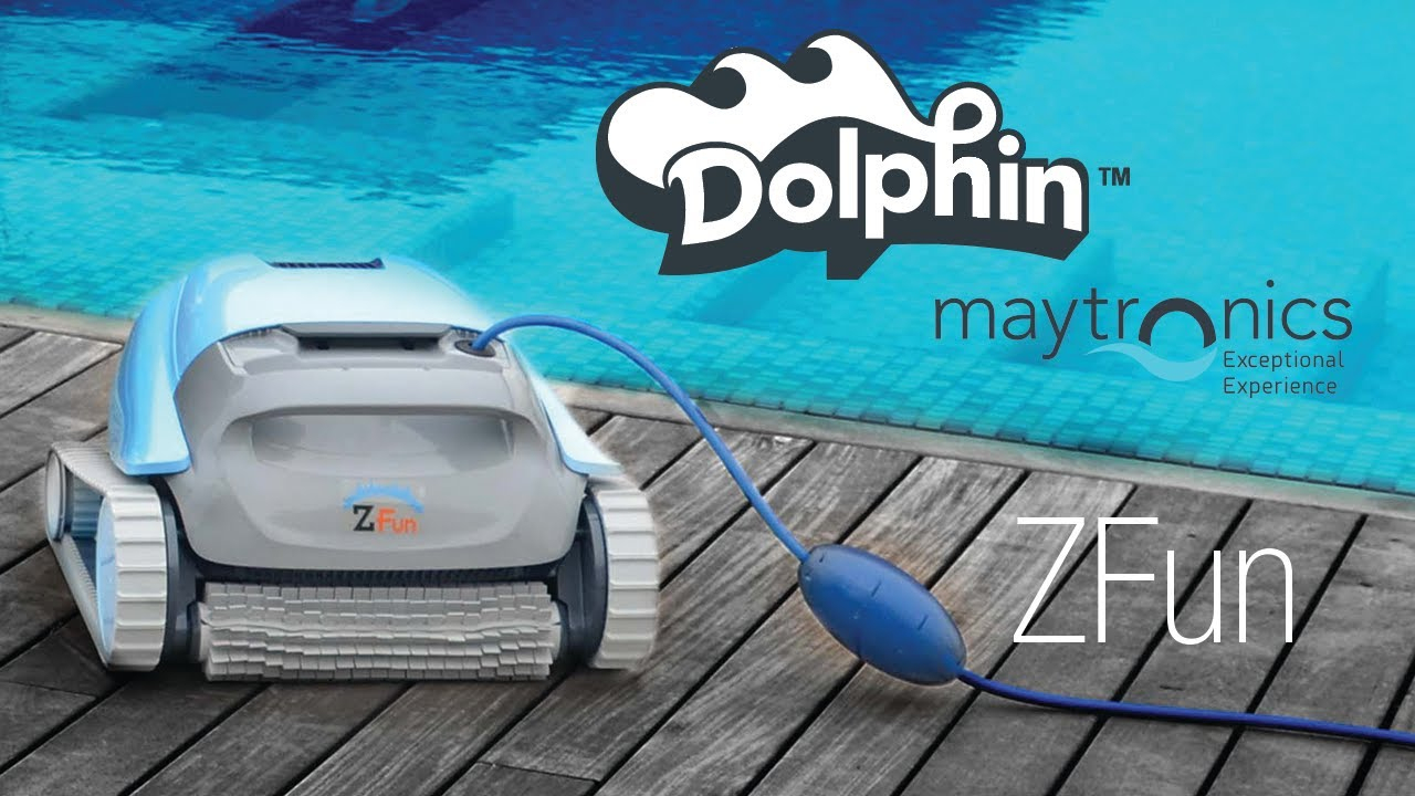 Robot Dolphin - Zfun concernant Meilleur Robot Piscine 2017