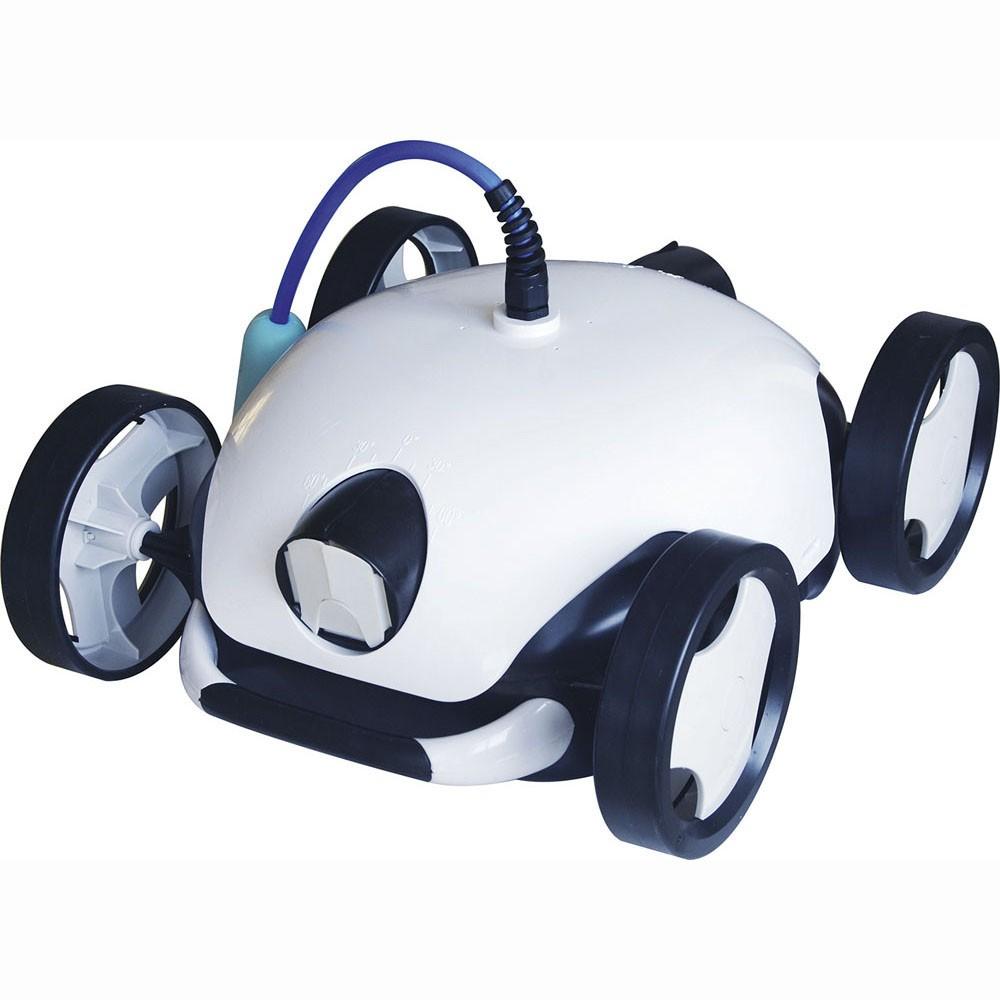 Robot Électrique Pour Nettoyage Piscine Falcon Plus Bestway à Robot De Piscine Electrique