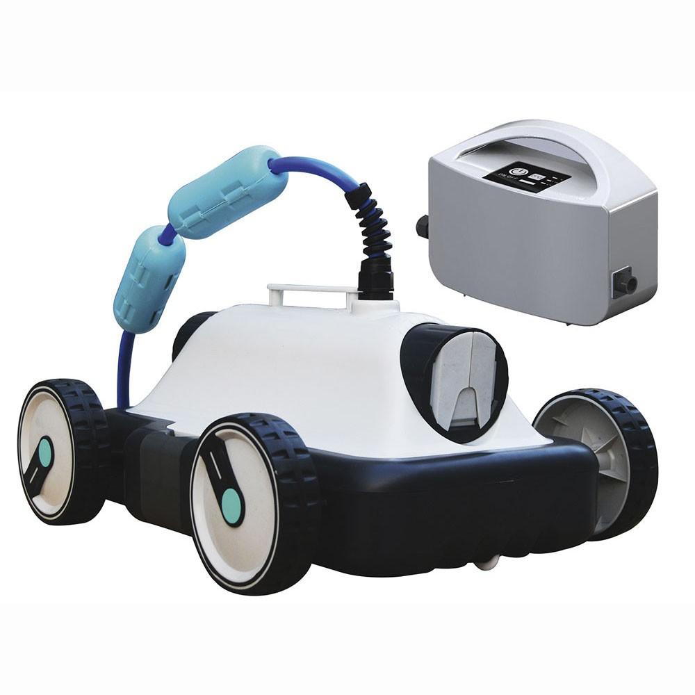 Robot Électrique Pour Nettoyage Piscine Mia Bestway concernant Robot De Piscine Electrique