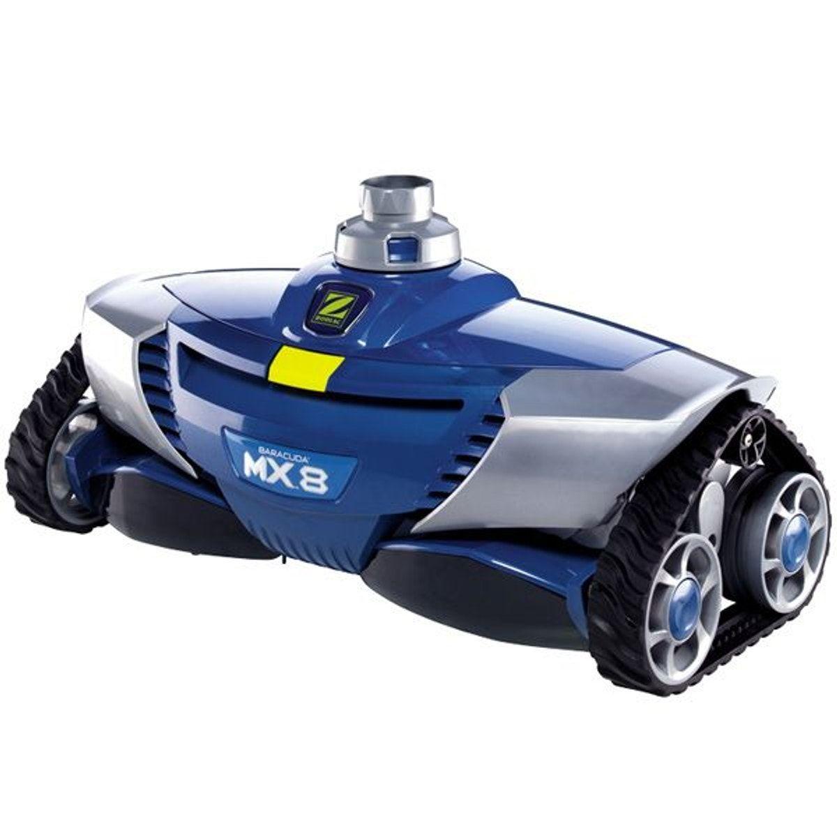Robot Hydraulique De Nettoyage De Piscine - Mx8 - Taille ... encequiconcerne Robot Piscine Zodiac Mx8