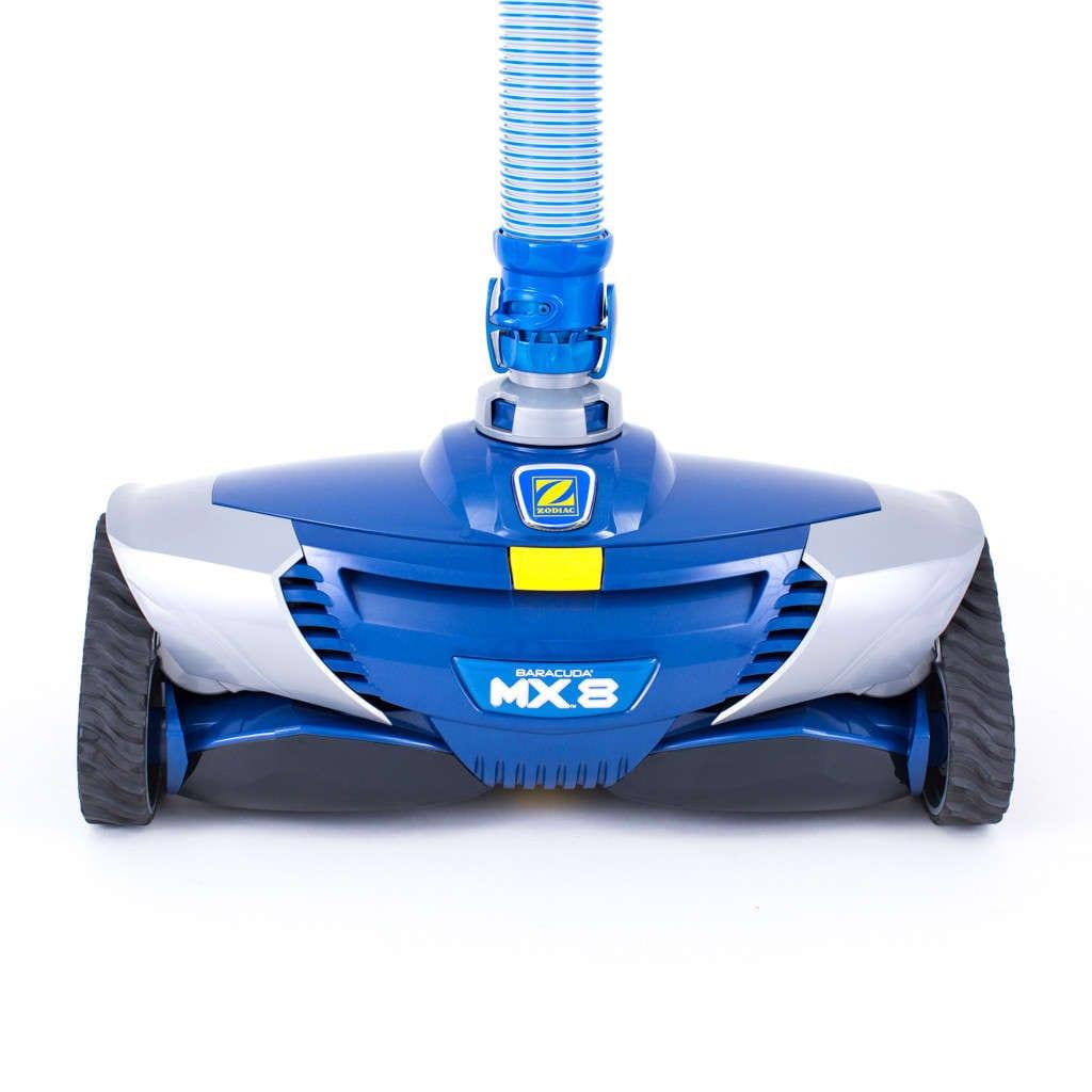 Robot Hydraulique Zodiac Mx8 Pro - Aqua Piscines ... encequiconcerne Robot Piscine Zodiac Mx8