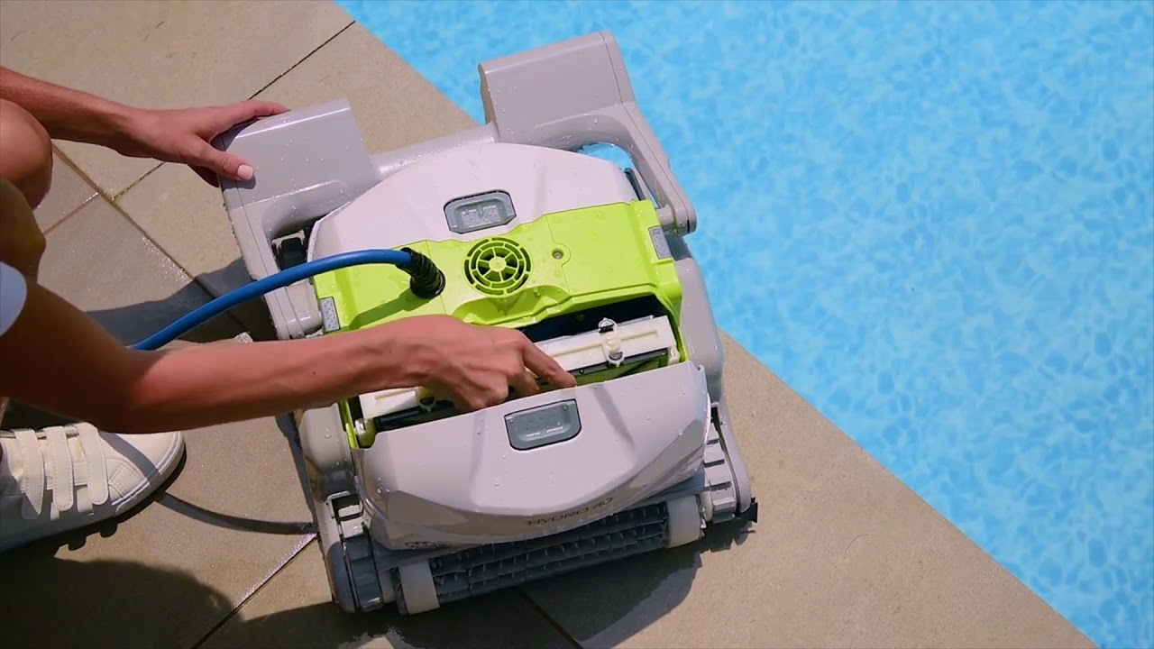 Robot Nettoyeur Piscine T60 - Cabesto serapportantà Piscine Cabesto