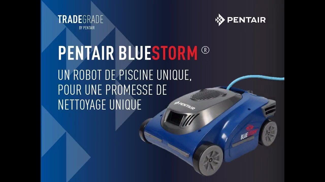 Robot Piscine Électrique Pr Bluestorm - Présentation - Robotpiscine.fr serapportantà Location Robot Piscine
