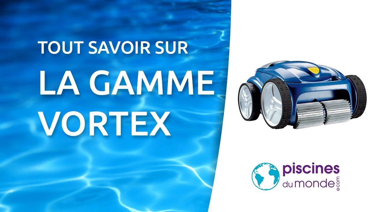 Robot Piscine Vortex - Zodiac Pool Care dedans Robot Piscine Zodiac Vortex 4