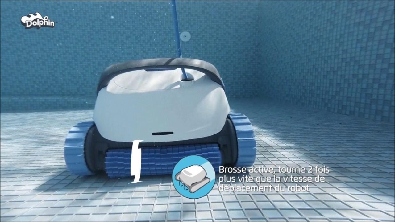 Robots De Piscines Dolphin S Series - Nettoyage Ultra Efficace pour Meilleur Robot Piscine 2017
