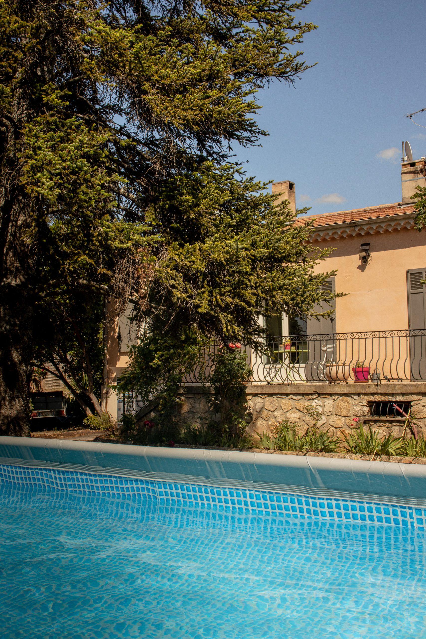Room In Apt At 3488 Route De Sisteron, 13080 Aix-En-Provence ... pour Piscine Sisteron