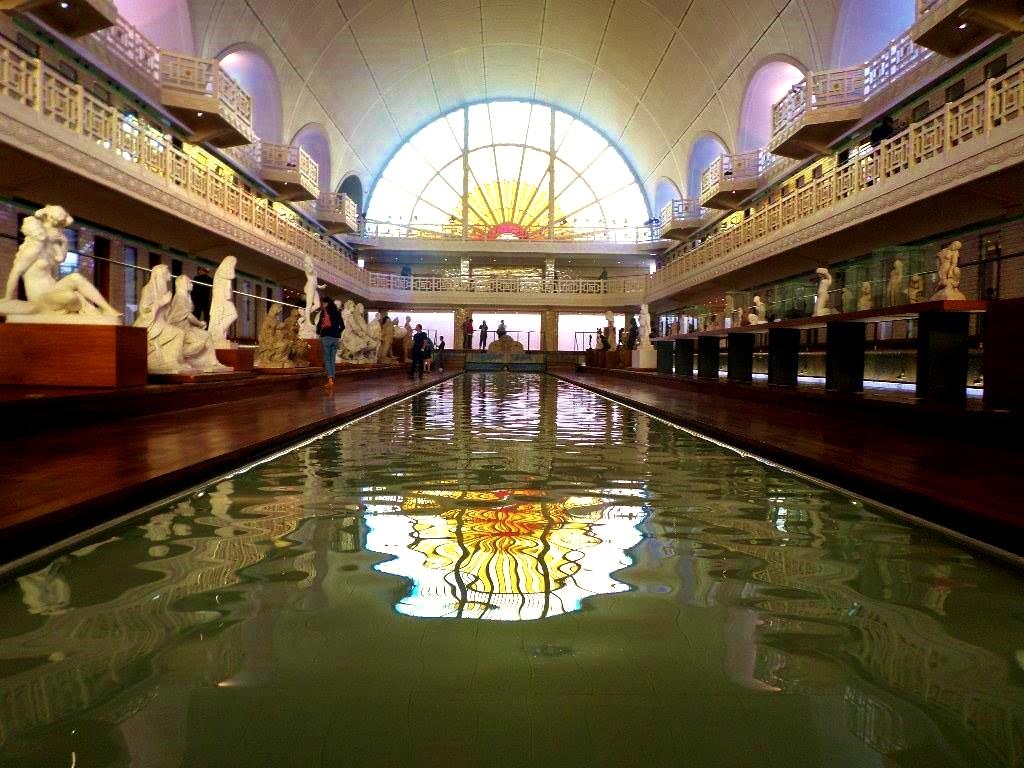Roubaix : Le Musée À La Piscine - Les Gralettes tout Piscine Roubaix Horaires