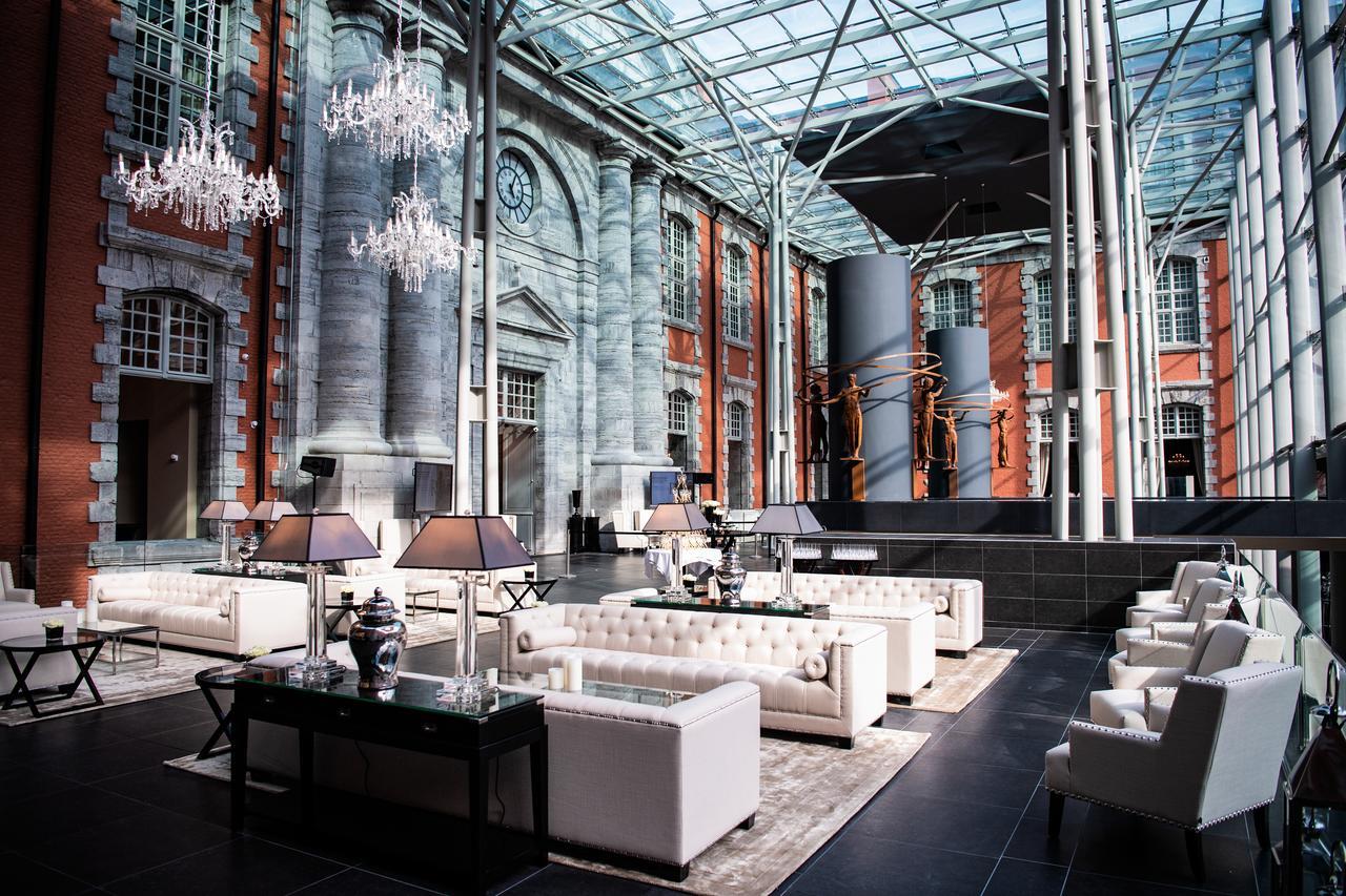 Royal Hainaut Spa & Resort Hotel (Fransa Valenciennes ... serapportantà Piscine St Saulve