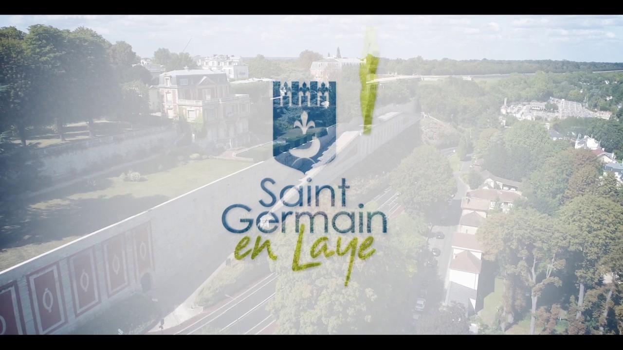 Saint-Germain-En-Laye Vue Du Ciel #4 tout Piscine Le Pecq
