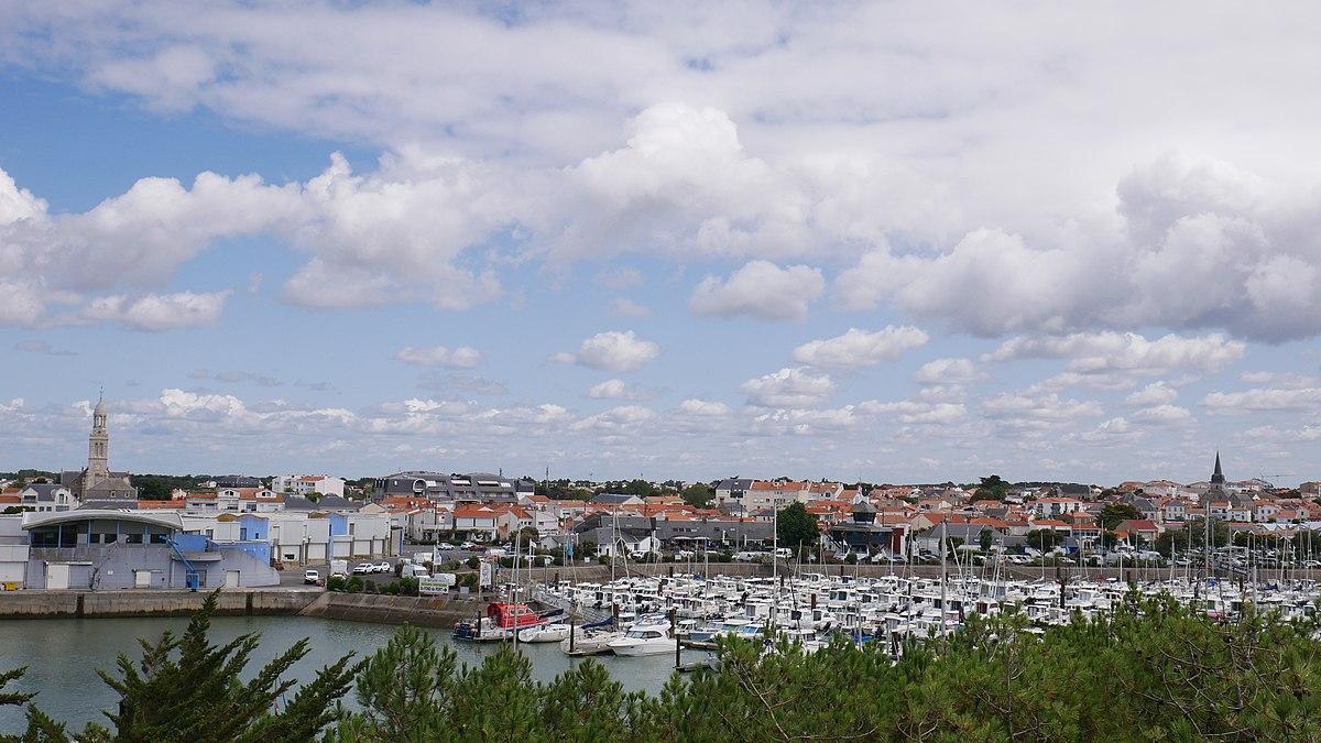Saint-Gilles-Croix-De-Vie — Wikipédia à Piscine St Gilles Croix De Vie