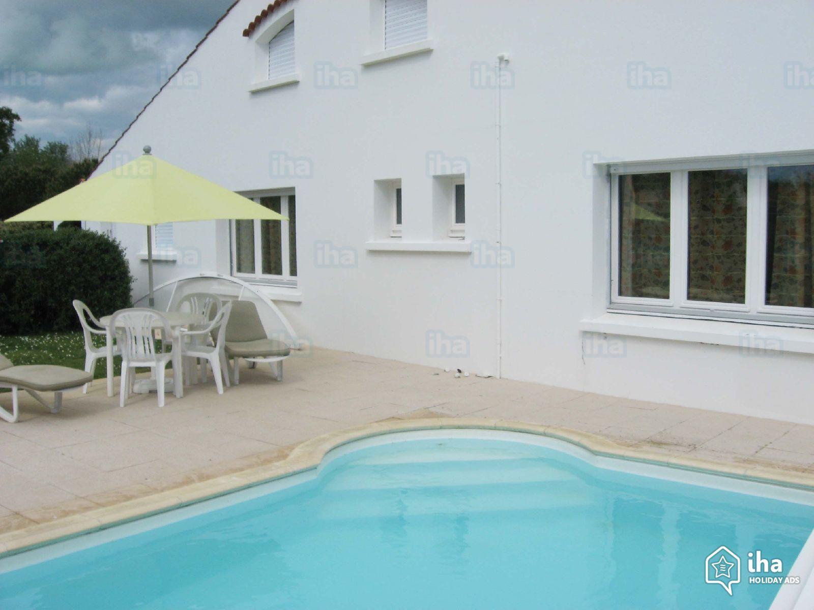 Saint-Jean-De-Monts Rentals In A House For Your Holidays ... dedans Piscine St Gilles Croix De Vie