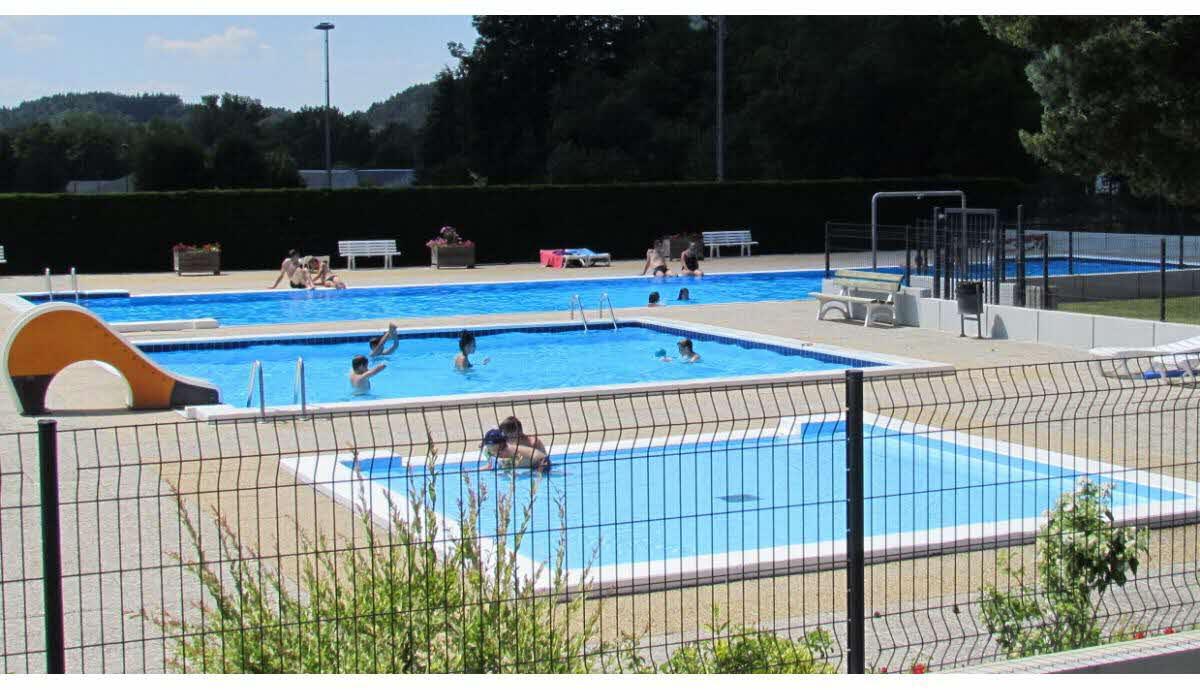 Saint-Julien-Chapteuil | La Piscine A Ouvert Ses Portes Au ... concernant Julien Piscine