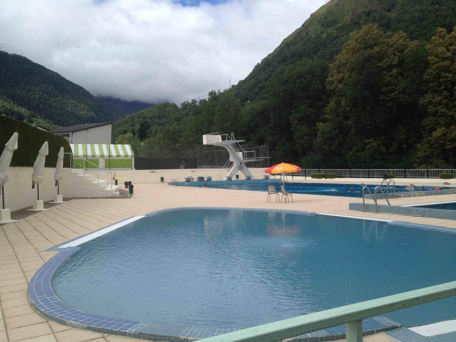 Saint-Lary-Soulan (65 - Hautes-Pyrénées, France) - Piscine ... pour Piscine Atlantis Albi