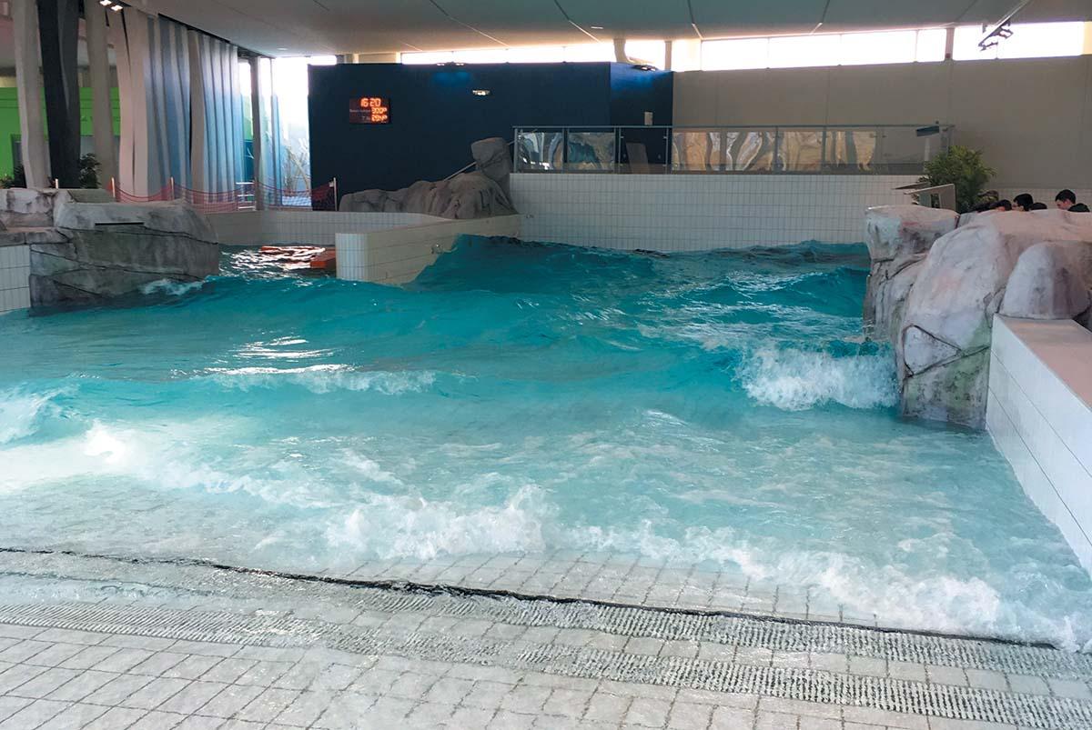Saint-Nazaire. L'aquaparc Ouvre Enfin ! - Sinon Magazine pour Horaire Piscine Saint Nazaire