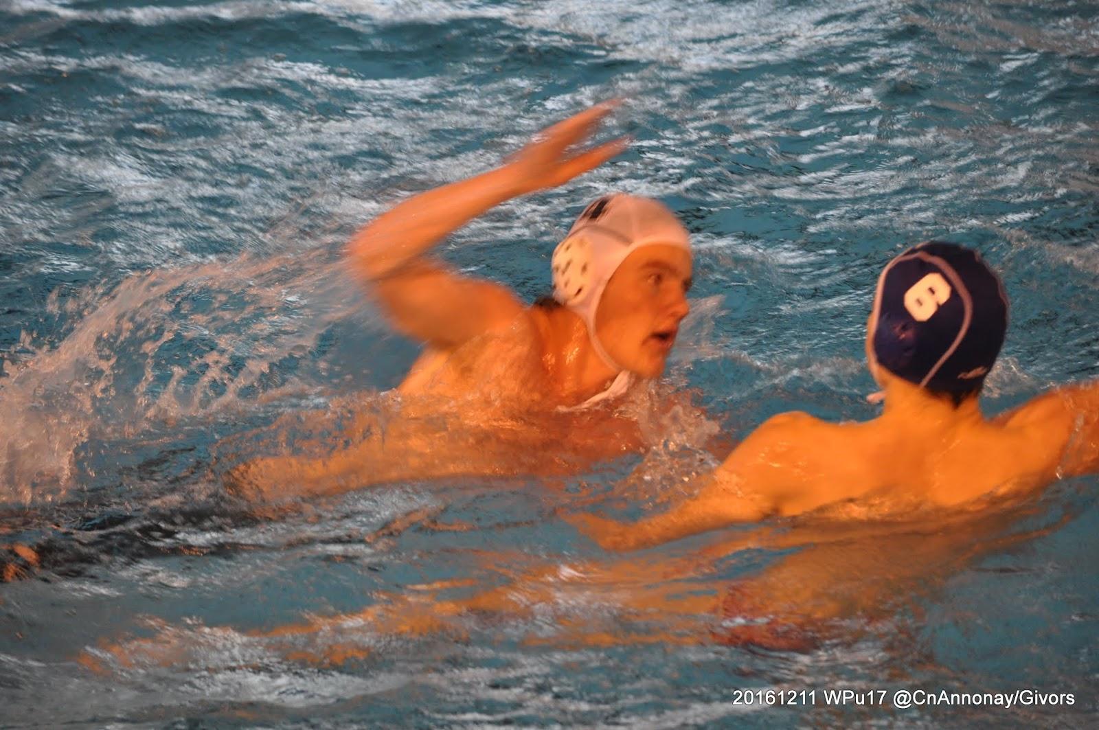 Saison 16/17 – 37 – Waterpolo Jeunes U13 U15 U17 | Cn Annonay destiné Piscine Givors