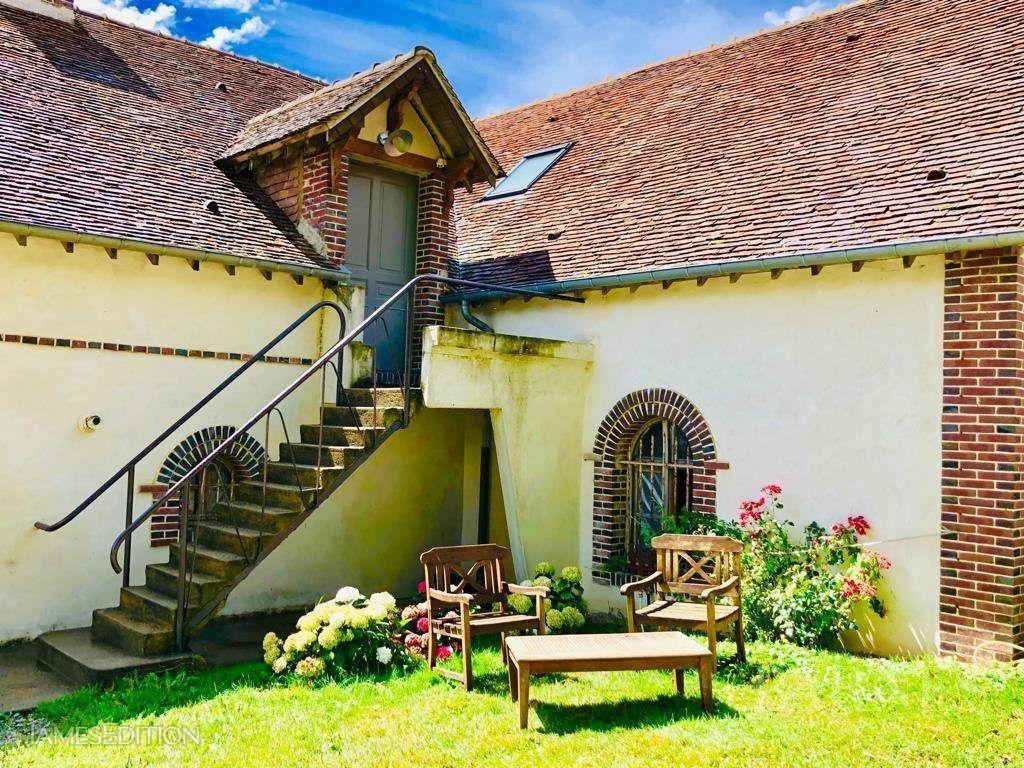 Sale - Castle Mortagne Au Perche avec Piscine Mortagne Au Perche