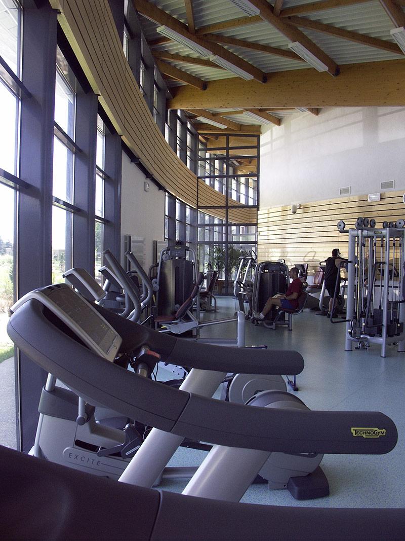 Salle De Musculation - Ain'pulse à Saint Vulbas Piscine