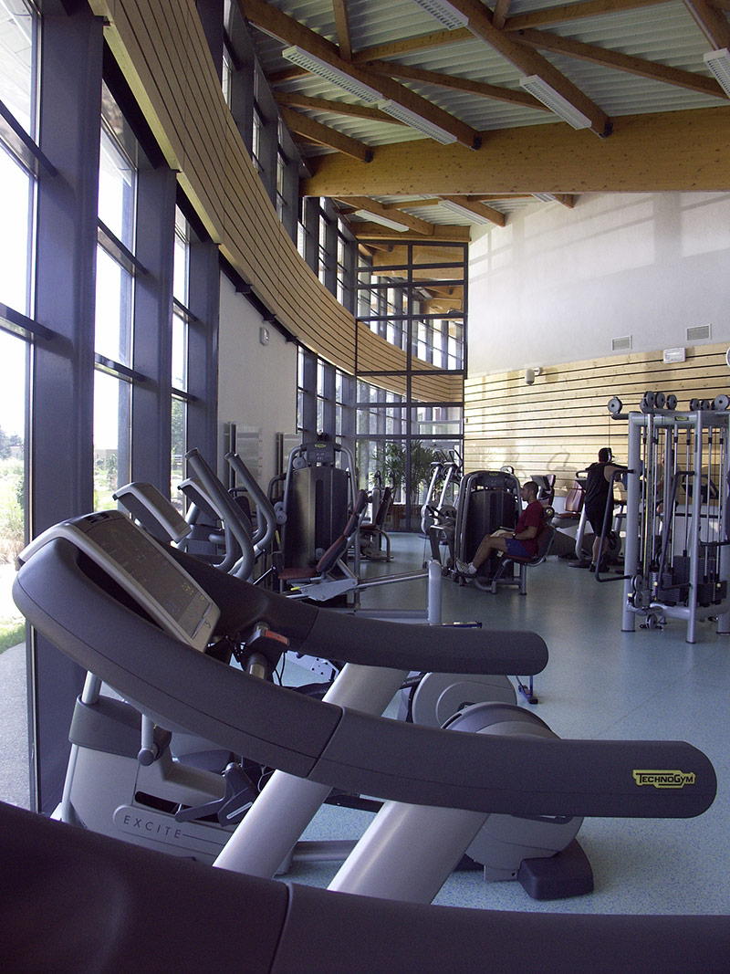 Salle De Musculation - Ain'pulse serapportantà Piscine Saint Vulbas