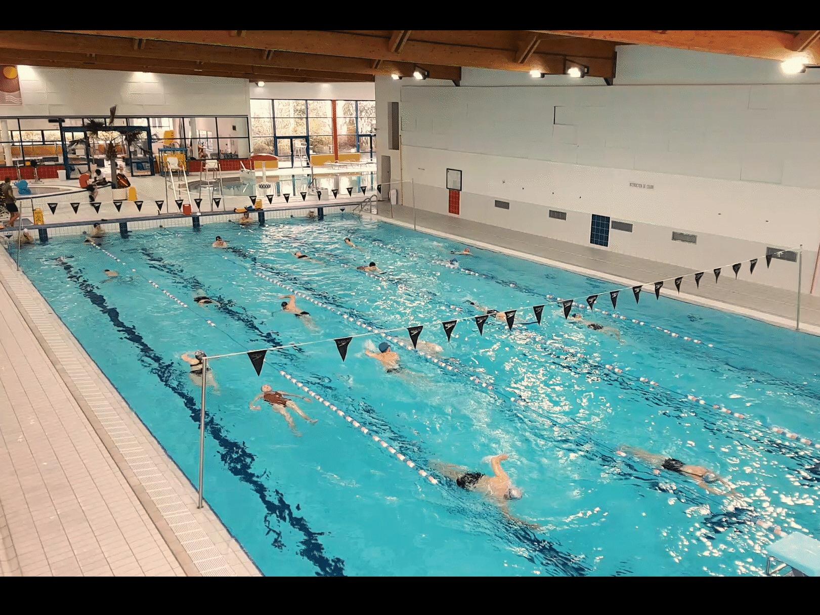 Salles De Sport Avec Piscine À Conflans-Sainte-Honorine : Le ... concernant Piscine De Conflans