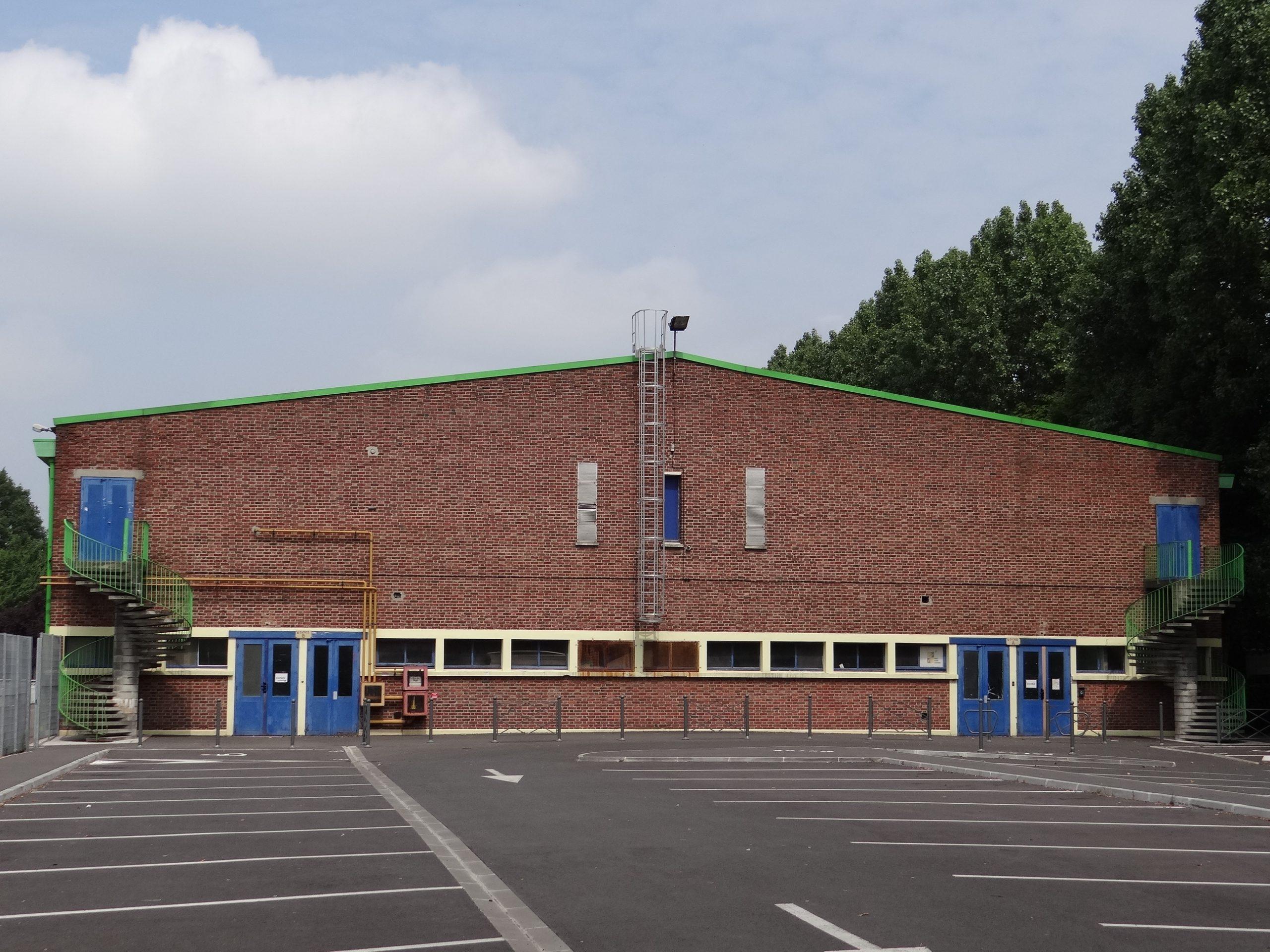 Salles | Gym Volontaire Léo Lagrange à Piscine De Lomme