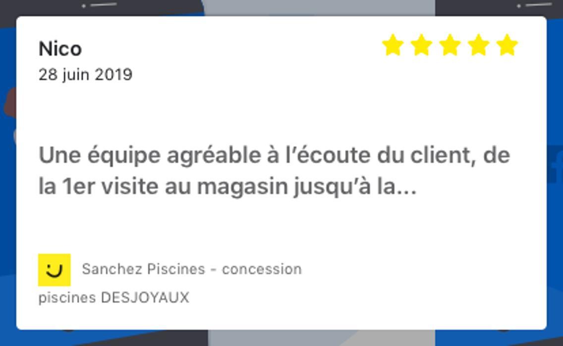 Sanchez Piscines - Concession Piscines Desjoyaux : Piscine ... pour Horaire Piscine Romorantin