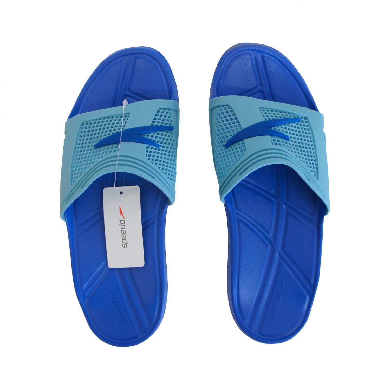 Sandales De Piscine Rapid Ii Bleu Royal - Speedo : Vente ... tout Sandales De Piscine
