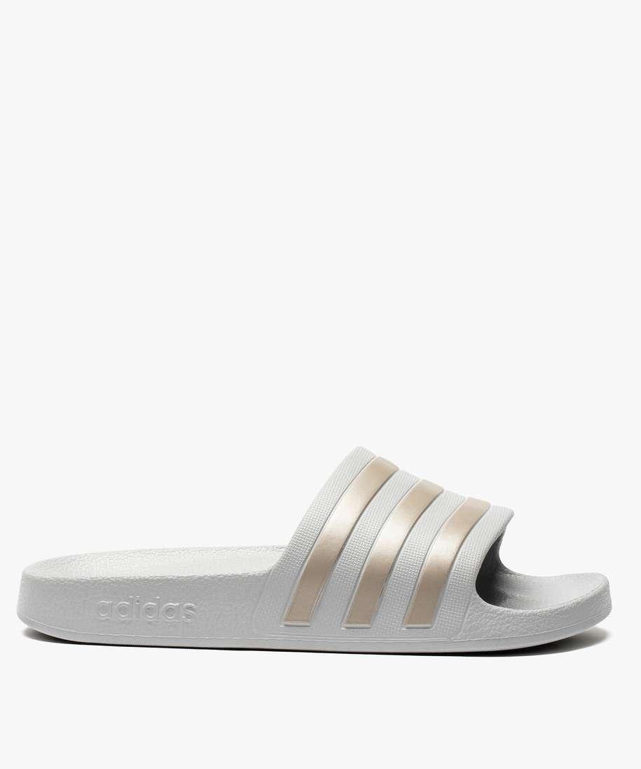 Sandales Femme Pour La Plage Ou La Piscine – Adidas dedans Sandales De Piscine