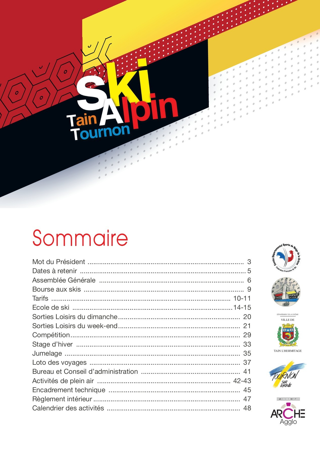 Satt Magazine - Saison 2018/19 Pages 1 - 48 - Text Version ... serapportantà Cash Piscine Bourg De Peage