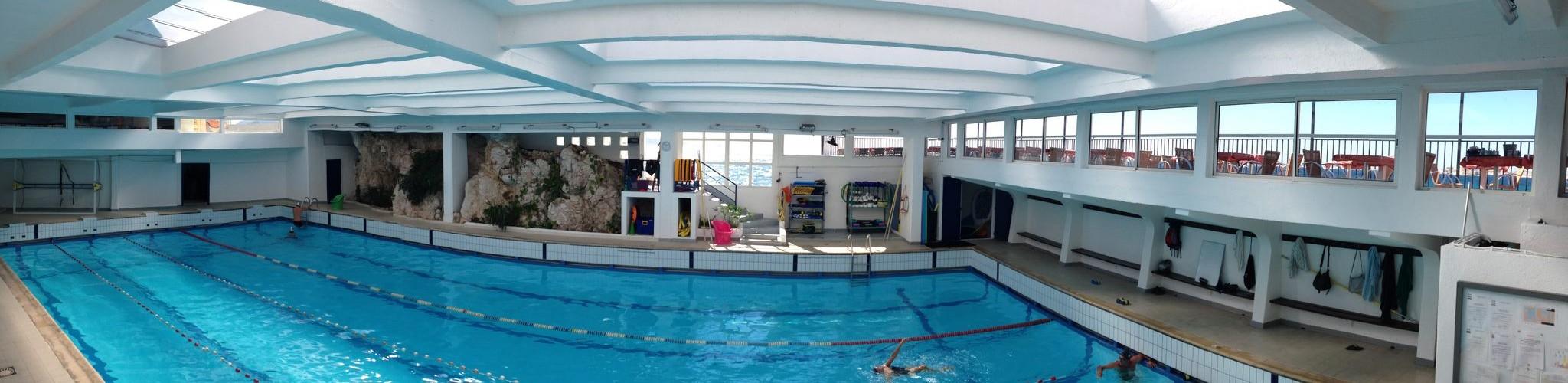 Scc Marseille - Piscine Des Dauphins : Un Club Sportif Familial destiné Piscine Les Dauphins